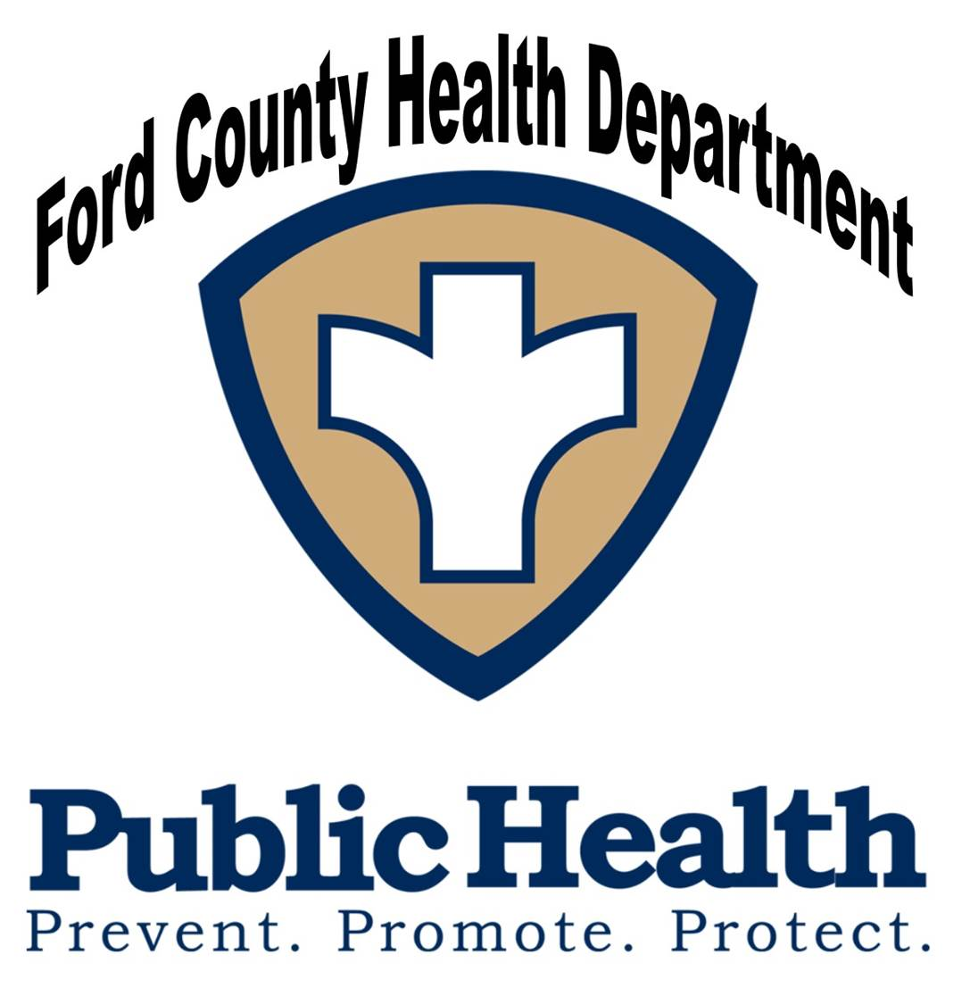 Ford County Health Department Public Health Logo