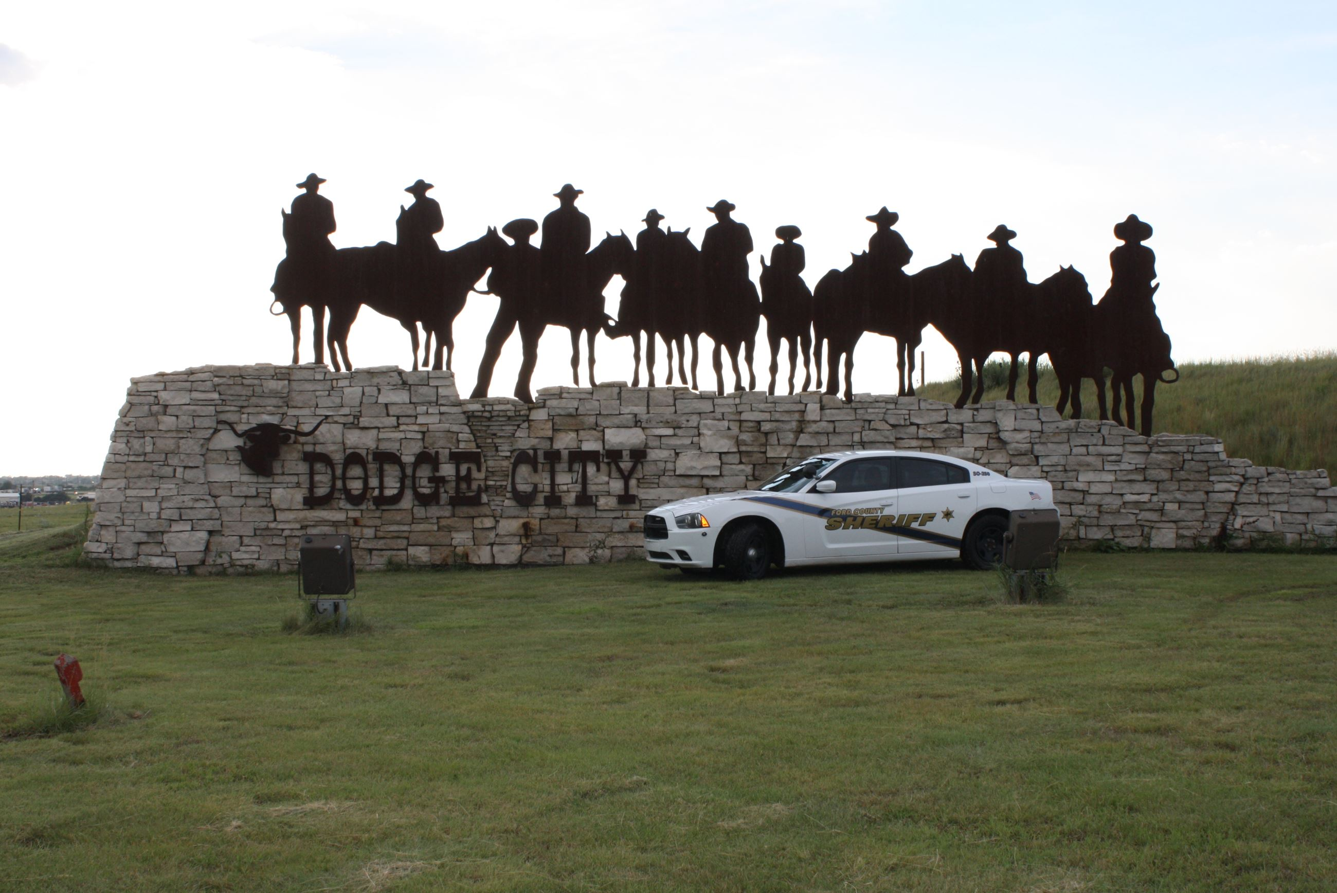 Dodge City Sign