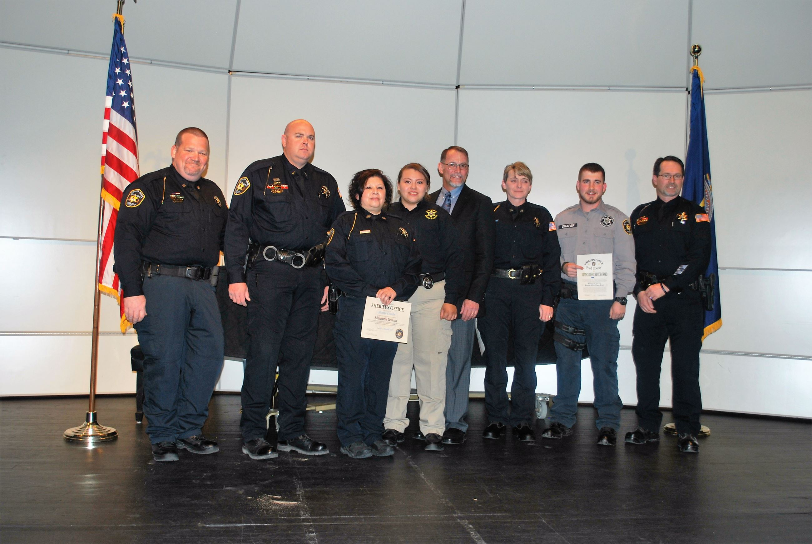 Sheriff's Office Awards