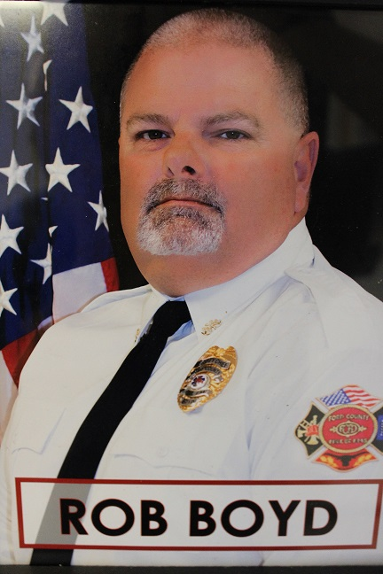 Chief Rob Boyd